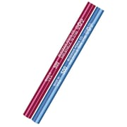 Musgrave Pencil Company Tot Big Dipper Jumbo Pencils Without Eraser, 12/Pack
