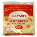 Pacon® Kolorfast Deco Puffs, 5.2in. x 5.5in., Assorted, 300/Pack