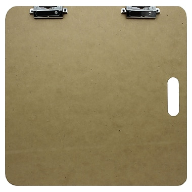 Saunders Recycled Hardboard Sketchboard, Brown
