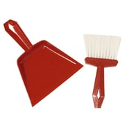 S M Arnold® Whisk Broom and Dust Pan Set