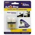 Joui International Auto Ring® Repair and Reinforce Punch Hole Refills
