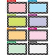 Ashley Dots File Days Of The Week Die Cut Magnetic File Card
