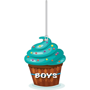 Ashley 4in. Soft Rubber Cupcake Boys Hall Pass