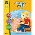 Classroom Complete Press Charlottes Web Literature Kit, Grade 3 - 4