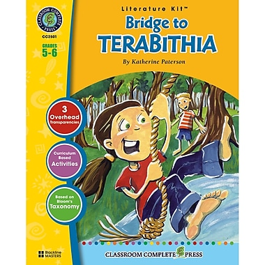 Classroom Complete Press Bridge to Terabithia Literature Kit, Grade 5 - 6