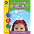 Classroom Complete Press Data Analysis & Probability Task Sheet, Grades PreK - 2