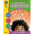Classroom Complete Press Number & Operations Task Sheet, Grades 3 - 5