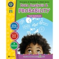 Classroom Complete Press Data Analysis & Probability Task Sheet, Grades 3 - 5