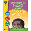 Classroom Complete Press Five Strands of Math Task Big Book, Grades 3 - 5