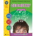 Classroom Complete Press Geometry Task Sheet, Grades 6 - 8