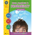 Classroom Complete Press Data Analysis & Probability Task Sheet, Grades 6 - 8
