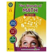 Classroom Complete Press Five Strands of Math Task Big Book, Grades 6 - 8