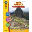 Classroom Complete Press World Continents Series South America Resource Book, Grades 5 - 8