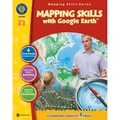 Classroom Complete Press® Mapping Skills With Google Earth Book, Grades 6 - 8