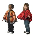 Childrens Factory® 2/Set Whimsical Bug Cape Costumes, 14in.