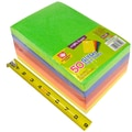 Fibre Craft® Smart Foam Glitter Foam Sheets, 5 1/2in. x 8 1/2in., 50/Pack