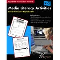 Chalkboard Publishing Media Literacy Activities Resource Book, Grade K - 3
