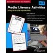 Chalkboard Publishing Media Literacy Activities Resource Book, Grade K - 3