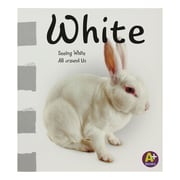 Capstone Press Paperback White Color Series Book