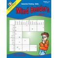 Critical Thinking Press™ Mind Benders Book 7 Deductive Thinking Skills Book, 7 - 12 Grade