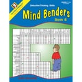 Critical Thinking Press™ Mind Benders Book 8 Deductive Thinking Skills Book, 7 - 12 Grade