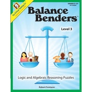 The Critical Thinking Co™ Balance Benders™ Level 3 Book, Grades 8 - 12