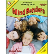 The Critical Thinking Co™ Mind Benders® Book 1, Grades PreK - K