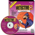 The Critical Thinking Co™ Math Detective B1 Software, Grade 7 - 8