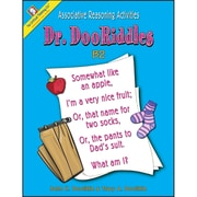 Critical Thinking Press™ Dr. DooRiddles B2 Activity Book, 4 - 7 Grade