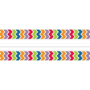 Creative Teaching Press® Toddler - 6 Grade Name Plate, Chevron