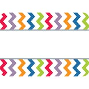 Creative Teaching Press® Toddler - 12 Grade Name Tag, Chevron