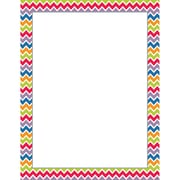 Creative Teaching Press® Chevron Blank Poster Chart