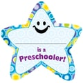 Creative Teaching Press® I'm a Preschooler Star Badge