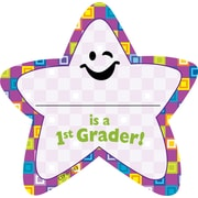 Creative Teaching Press® I'm a 1 Grader Star Badge
