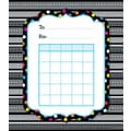 Creative Teaching Press® Black And White Student Incentive Chart, 5 1/4in. x 6in.