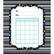 "Creative Teaching Press® Black And White Student Incentive Chart, 5 1/4"" x 6"""