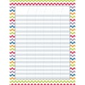 Creative Teaching Press® Chevron Incentive Chart, 17in. x 22in.