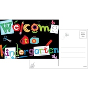 Creative Teaching Press® Welcome To Kindergarten Postcards