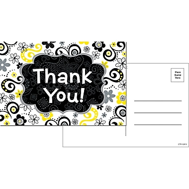 Creative Teaching Press® Thank You Postcards
