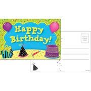 Creative Teaching Press® Happy Birthday Postcards