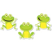 "Creative Teaching Press® 10"" Jumbo Designer Cut-Outs, Frogs"