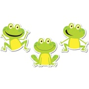 "Creative Teaching Press® 6"" Designer Cut-Outs, Frogs"