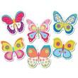 """Creative Teaching Press® 6"""" Designer Cut-Outs, Butterflies"""