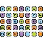 Creative Teaching Press® Days Calendar, Black/White