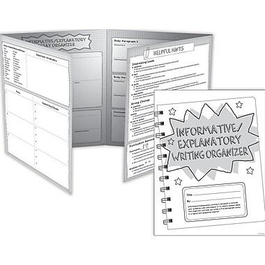 Creative Teaching Press® Informative / Explanatory Writing Organizer Fold Out, Grade 4 - 5