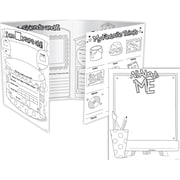 Creative Teaching Press® All About Me Primary Fold Out, Grade K - 2