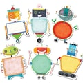 Creative Teaching Press® 10in. Jumbo Designer Cut-Outs, Riveting Robots