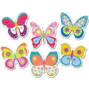 "Creative Teaching Press® 10"" Jumbo Designer Cut-Outs, Butterflies"