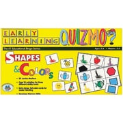 Learning Advantage™ Quizmo® Early Learning Shapes & Colors Game, Grades PreK - 3