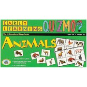 Learning Advantage™ Quizmo® Early Learning Animals Game, Grades PreK - 3